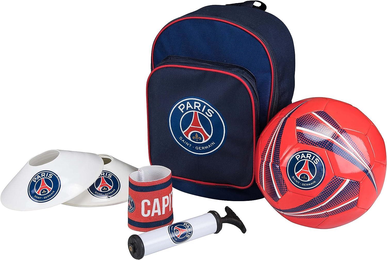 Football-Juego de fútbol del PSG con mochila, pelota, bomba ...