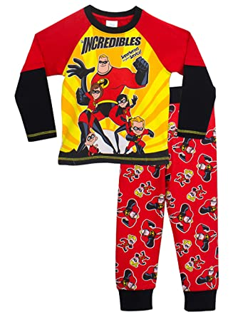 The Incredibles Boys The Incredibles Pajamas Size 12