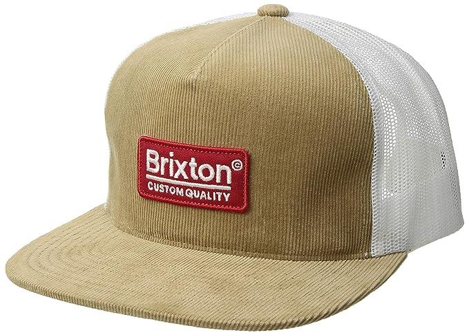 3ce402db85b8c Brixton Men s Palmer MESH Cap