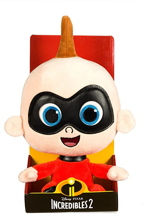 "New Official 10/"" THE INCREDIBLES DASH Soft Plush Toy"