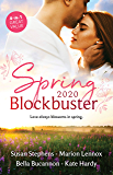 Spring Blockbuster 2020/The Sicilian's Defiant Virgin/Stranded with the Secret Billionaire/Captivated by the Enigmatic…