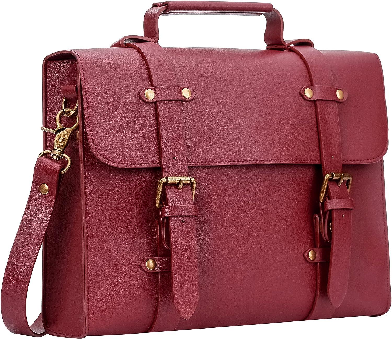 Women Ladies Laptop Bag Briefcase Crossbody Messenger Bags Satchel Purse Handbag