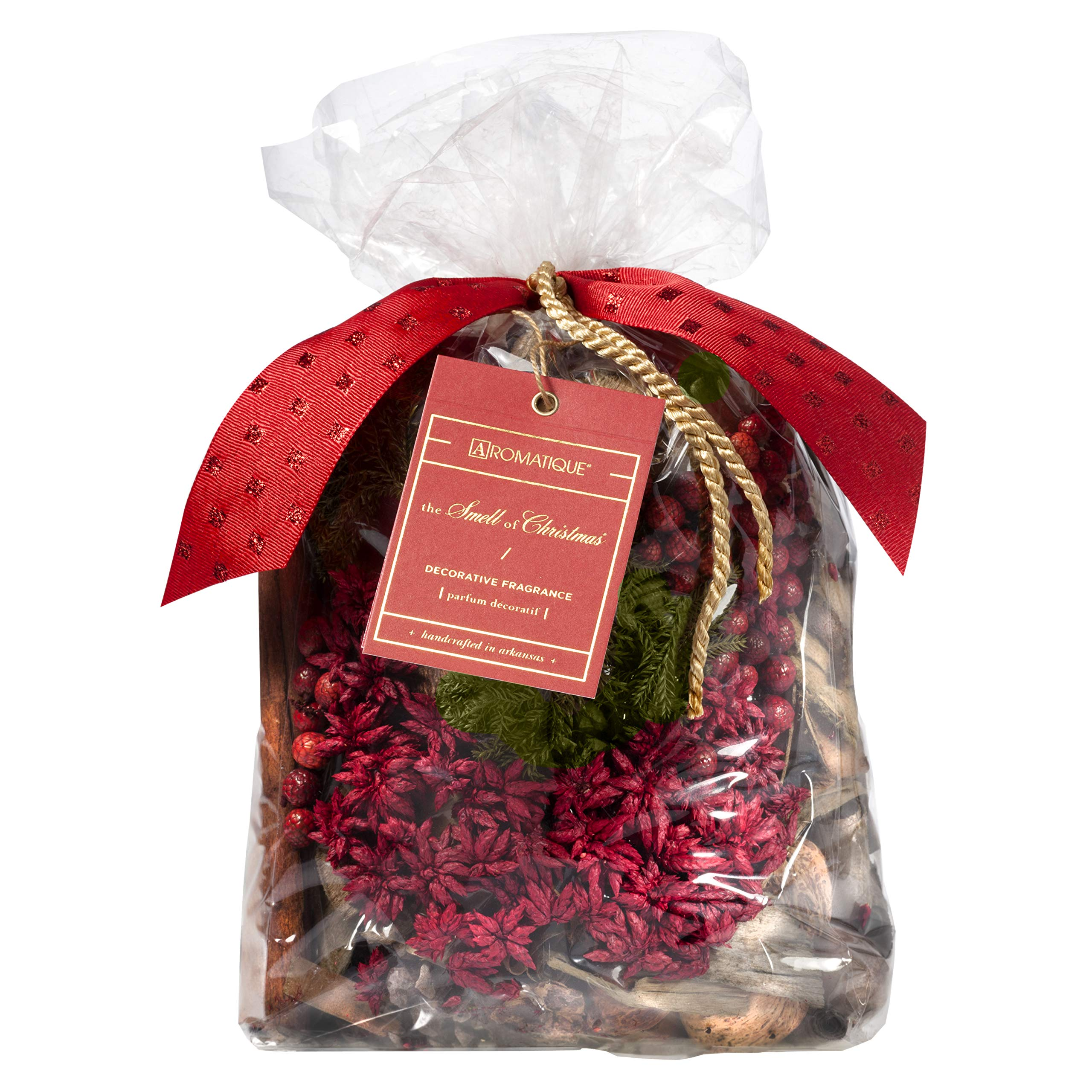 Aromatique The Smell of Christmas Decorative Potpourri 14 Oz Bag by Aromatique