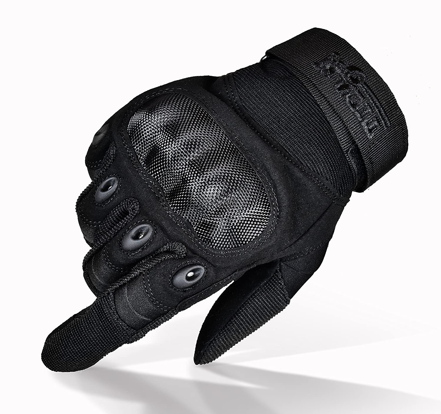 TitanOPS hard knuckle combat glove
