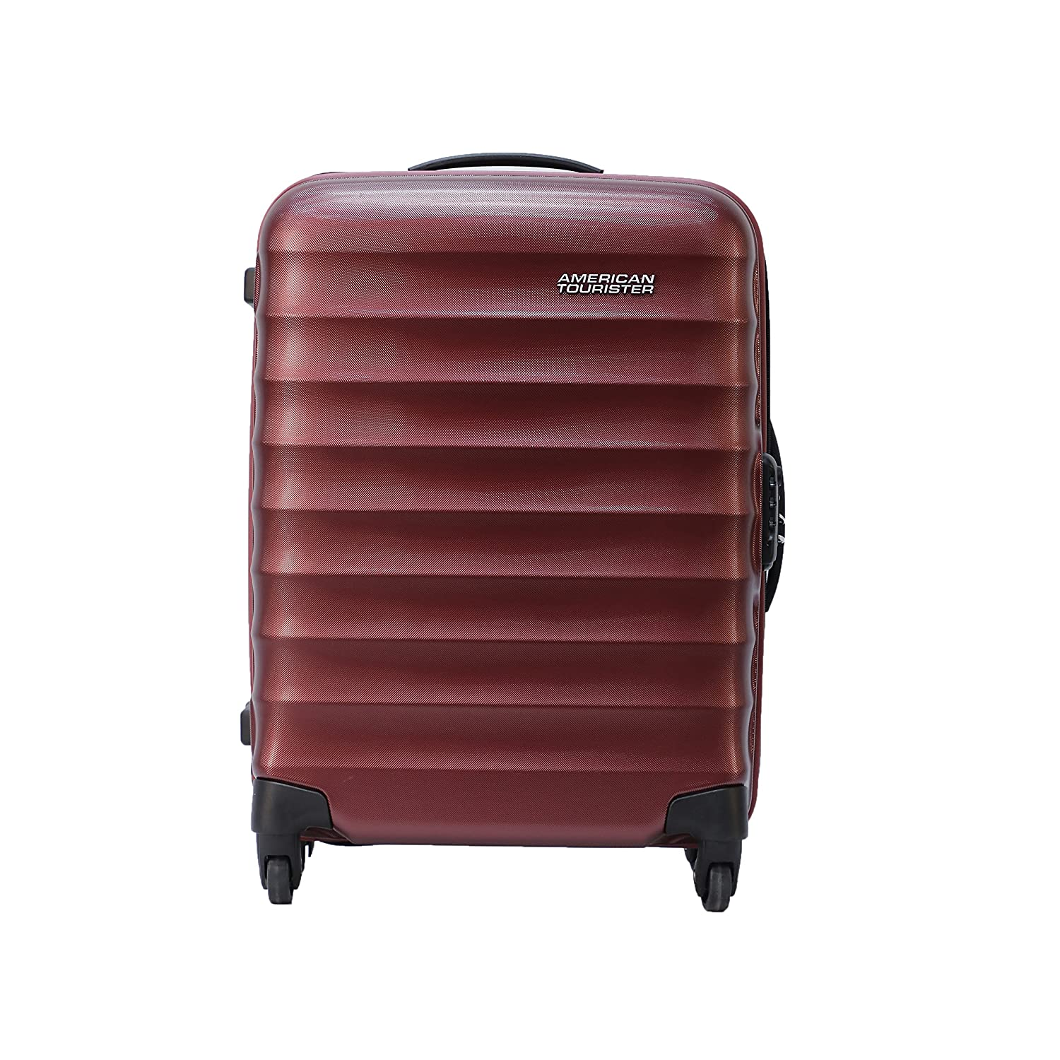 2c62d29a4 American Tourister Paralite Polycarbonate TSA Red, 79cm: Amazon.in: Bags,  Wallets & Luggage