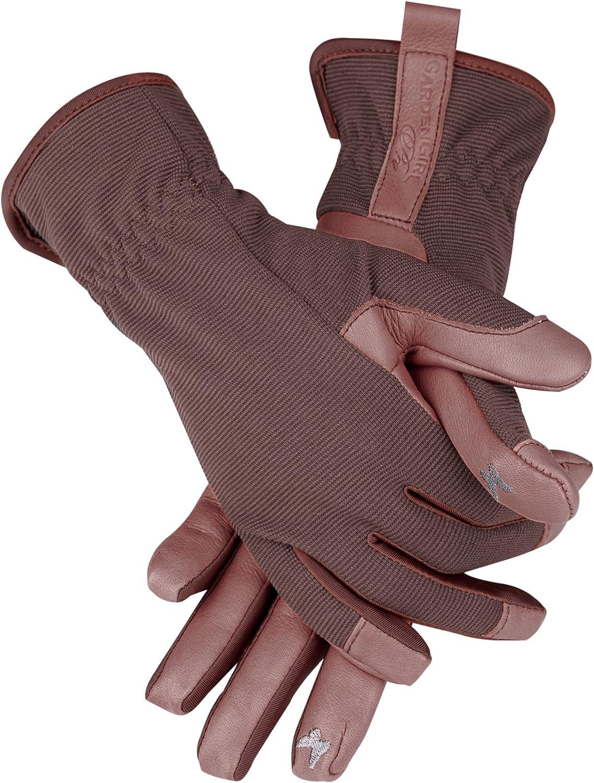 Garden Girl PL50M Medium Premium Leather Glove M