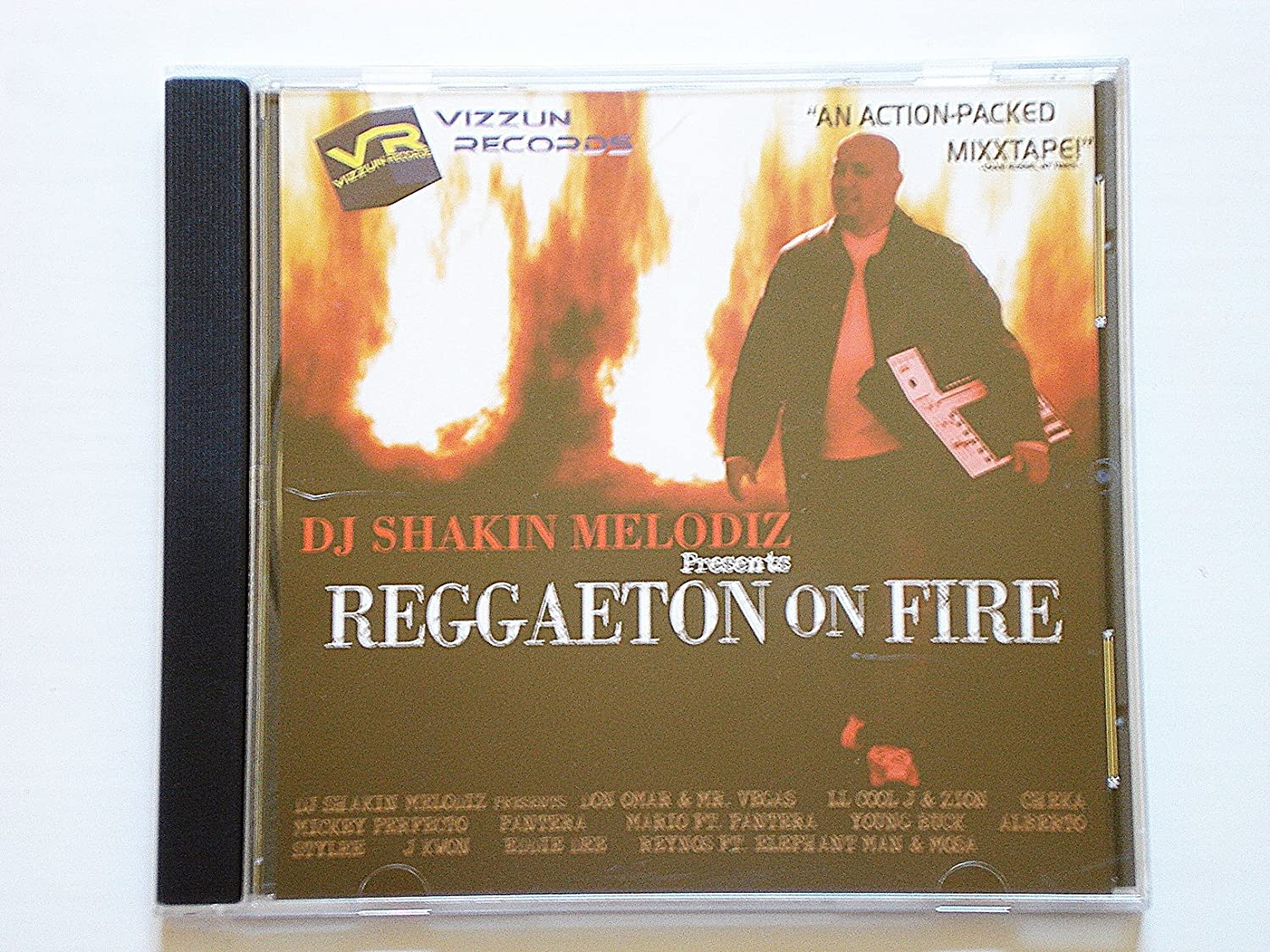 All items free Japan's largest assortment shipping Reggaeton on Fire