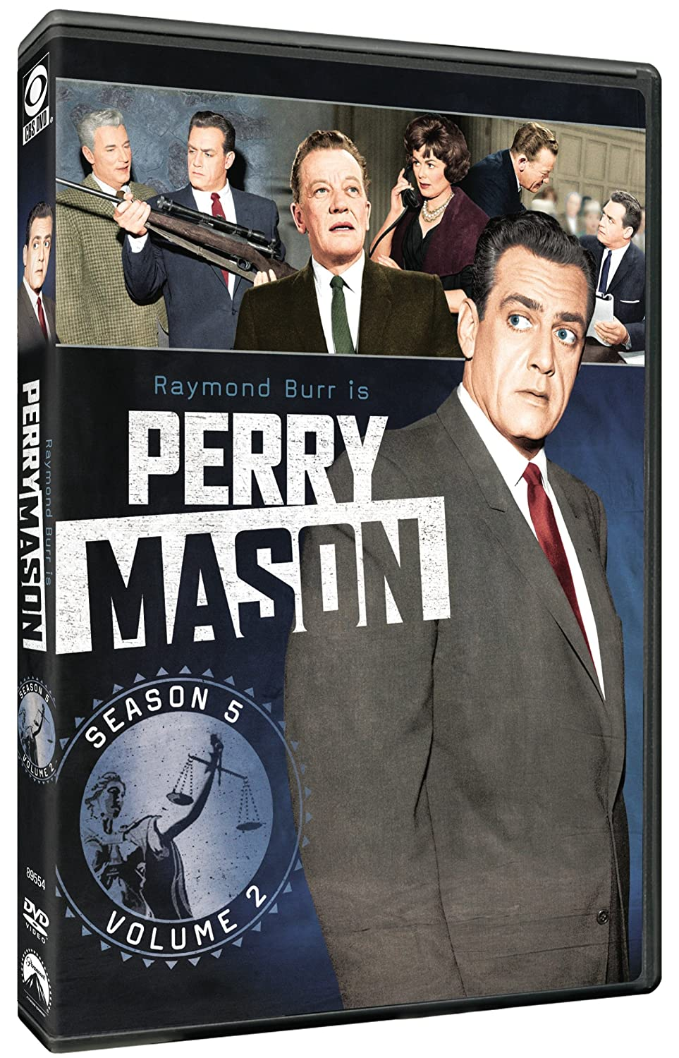 Perry Mason: Season 5, Vol. 2 Raymond Burr Barbara Hale Richard Anderson William Talman