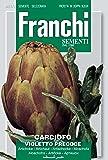 Franchi Violetto Artischocken-Samen, italienische Aufschrift
