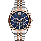 Michael Kors Women's Two Tone Lexington Watch
