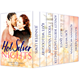 Hot Silver Nights: Silver Fox Romance Collection