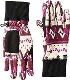 Jack Wolfskin Women's Scandic Knitted Fleece Gloves