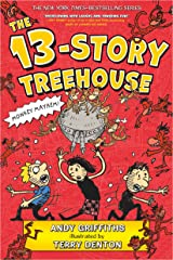 The 13-Story Treehouse: Monkey Mayhem! (The Treehouse Books Book 1) Kindle Edition