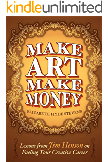 The gift creativity and the artist in the modern world kindle make art make money lessons from jim henson on fueling your creative career fandeluxe Choice Image