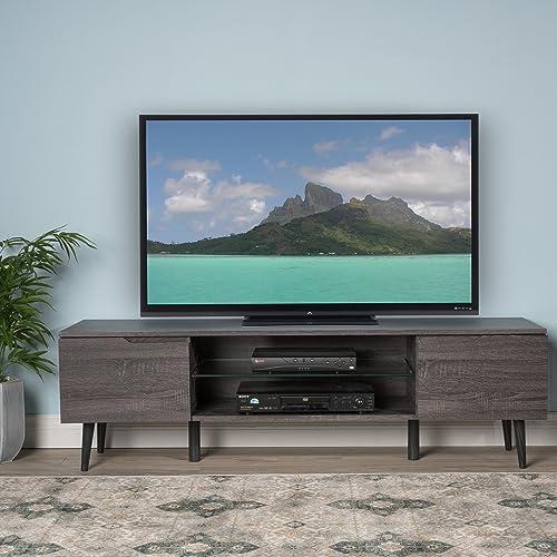 Christopher Knight Home Rowan Wood TV Stand