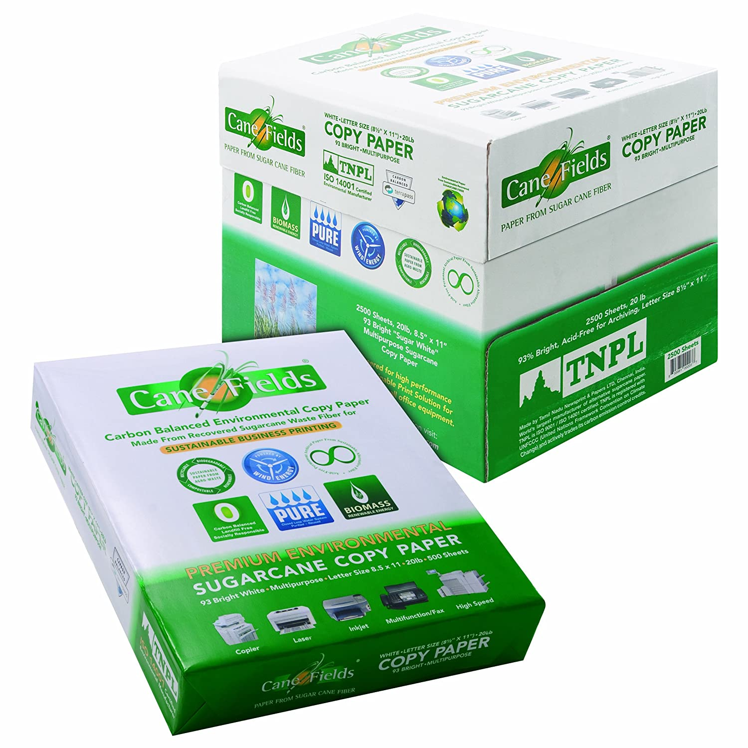Ref: Forest Path 80gsm Pack 20 A4 paper for Printing