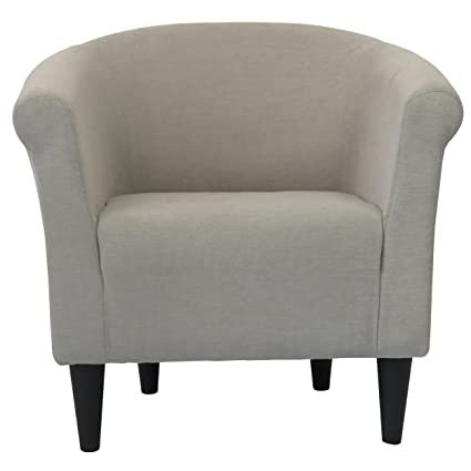 Superbe Modern Barrel Chair   Chic Contemporary Accent Furniture   Living Room  Bedroom Seat For Home (
