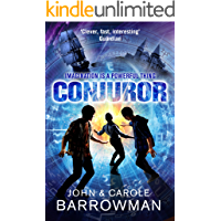 Conjuror (Orion Chronicles Book 1)