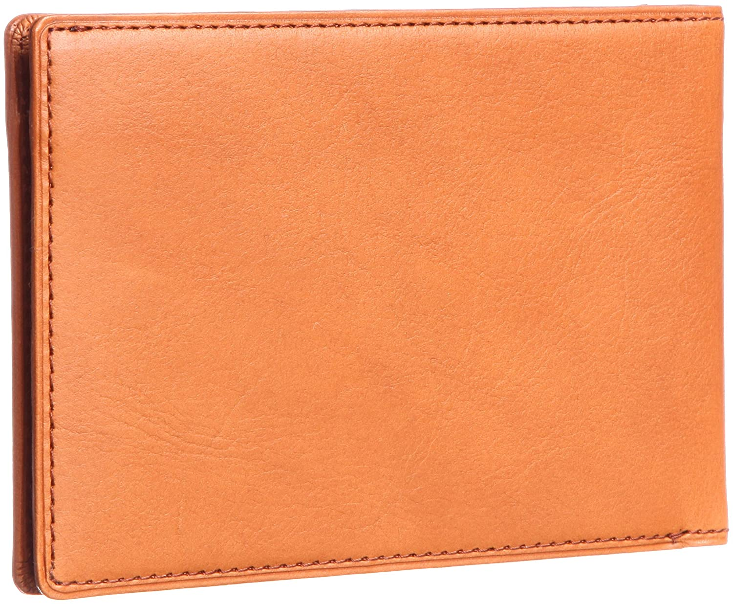 THINly Leather Bifold Wallet SLBS01 Camel
