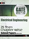 GATE Electrical Engineering (26 Year's Chapter-Wise Solved Paper) 2018