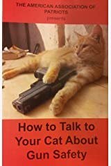 How to Talk to Your Cat About Gun Safety Pamphlet