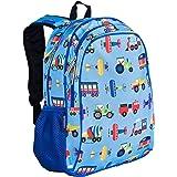 Wildkin 15 Inch Kids Backpack for Boys & Girls, 600-Denier Polyester Backpack for Kids, Features Padded Back & Adjustable Str
