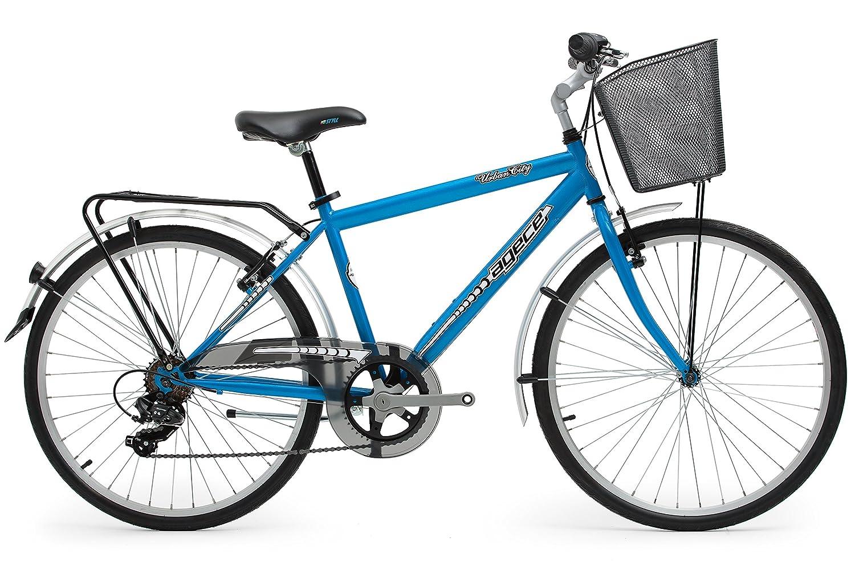 Agece Urban-26 Bicicleta de Paseo, Hombre, Azul, S: Amazon.es ...