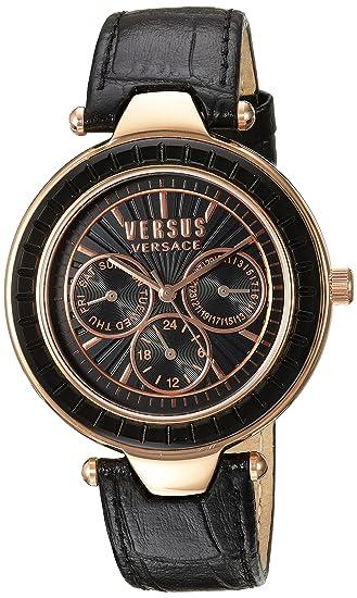 Versus Versace SOS040015 - Reloj de pulsera Mujer, color Negro