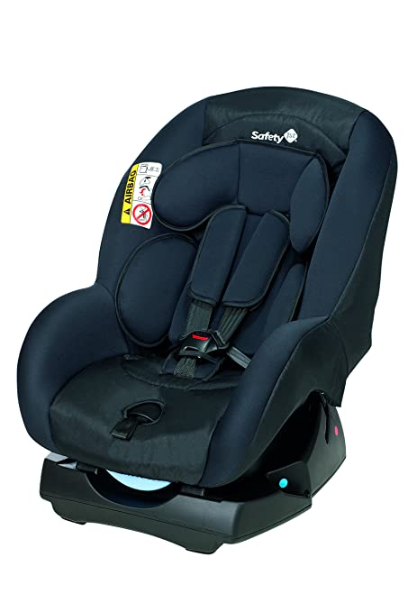Safety 1st Baladin - Silla de coche, grupo 0+/1, color negro: Amazon ...