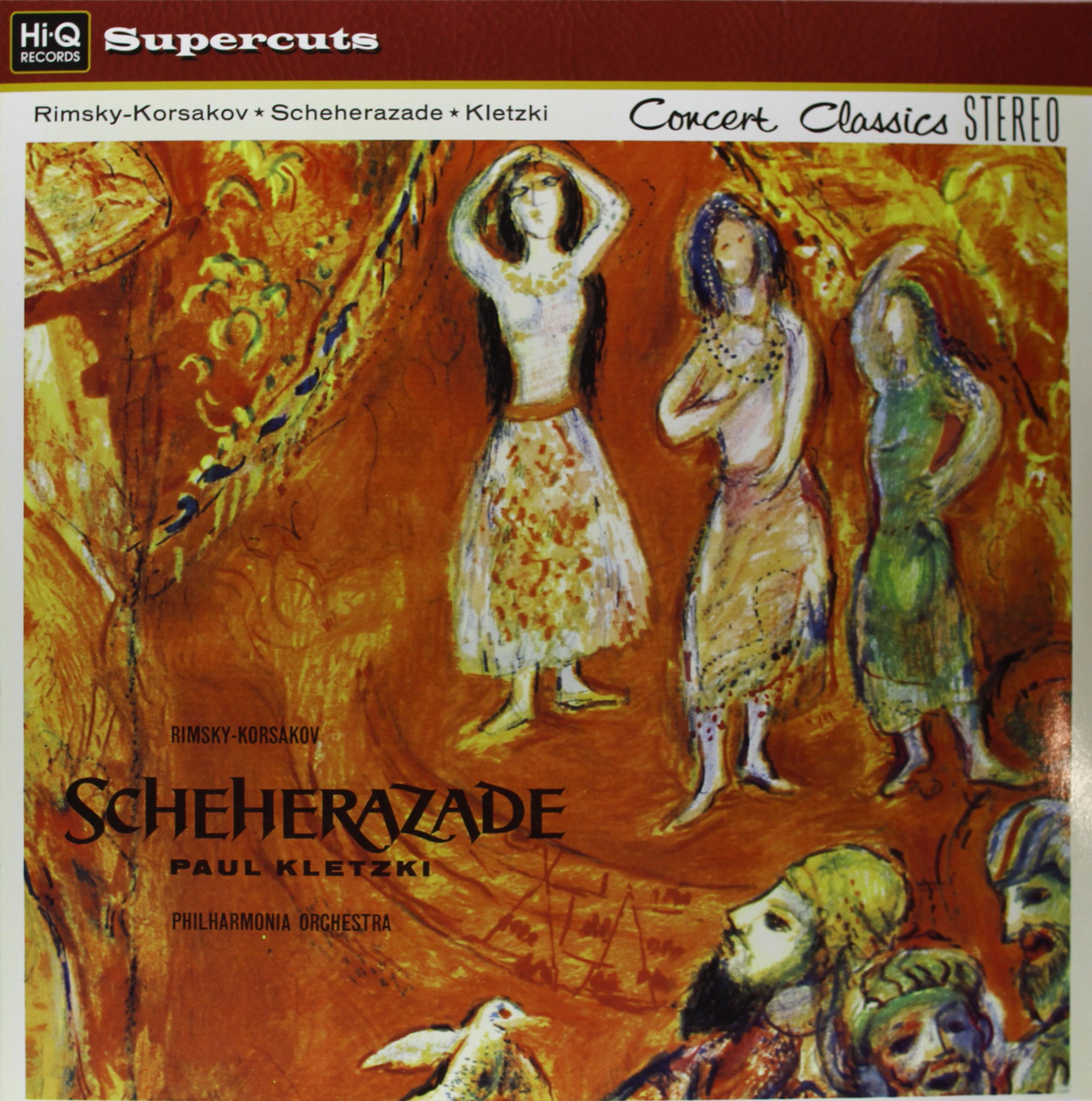 Rimsky-Korsakov Scheherazade by Hi-Q Records