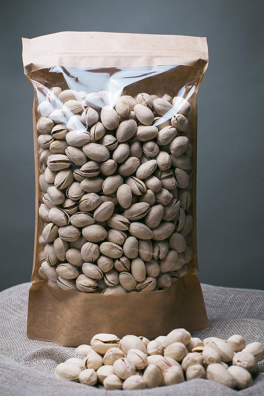 Nueces de pistacho tostadas y ligeramente saladas, en cáscara (700gr): Amazon.es: Alimentación y bebidas