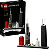 LEGO Architecture - Chicago - 21033 -  Jeu de Construction