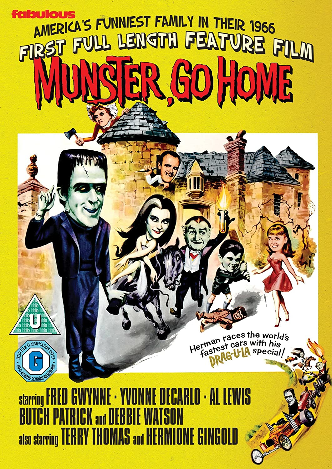 Munster, Go Home [DVD]