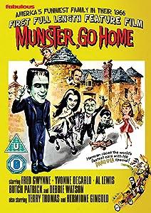 Munster, Go Home [DVD]