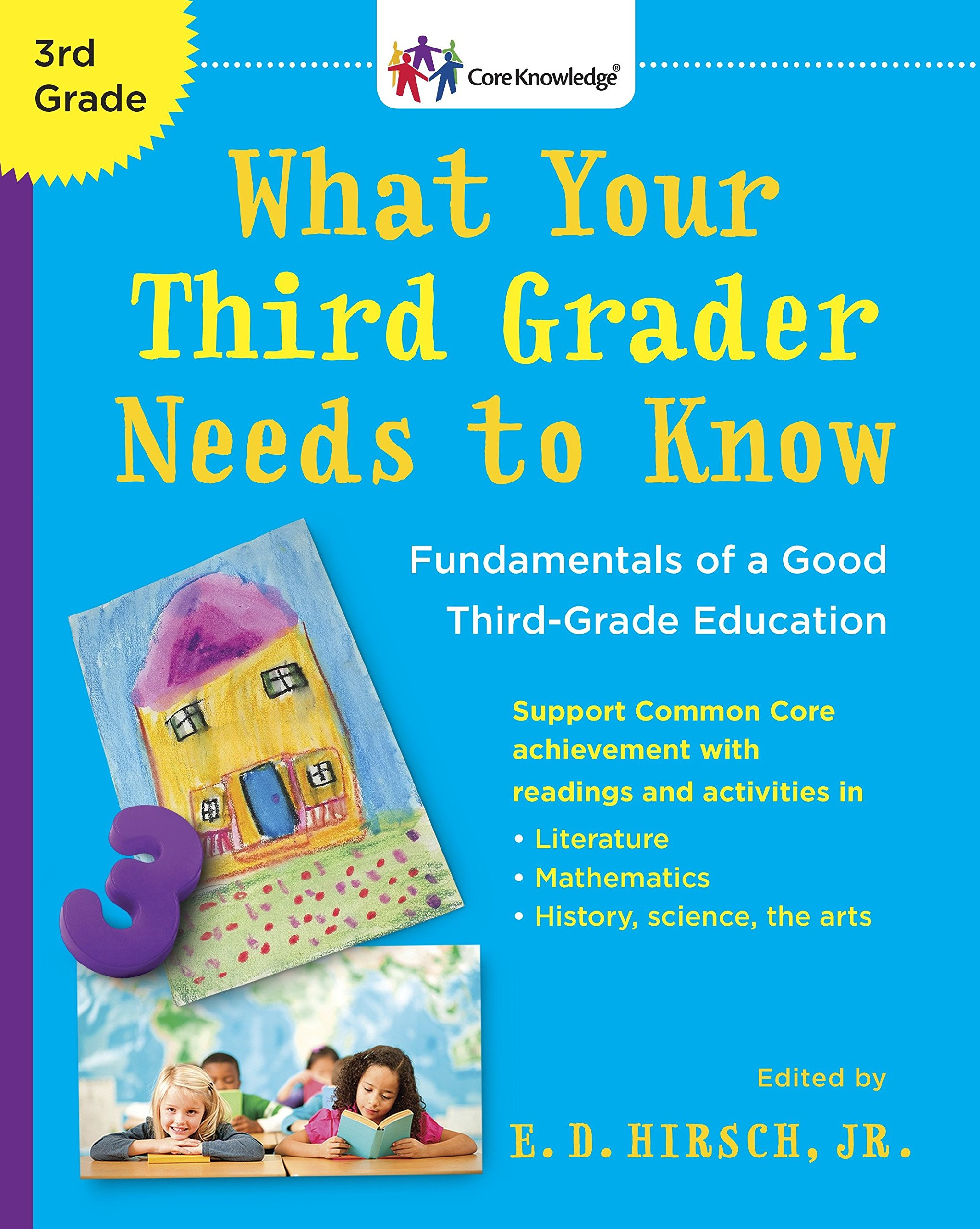 What Your Third Grader Needs to Know (Revised Edition): Fundamentals ...