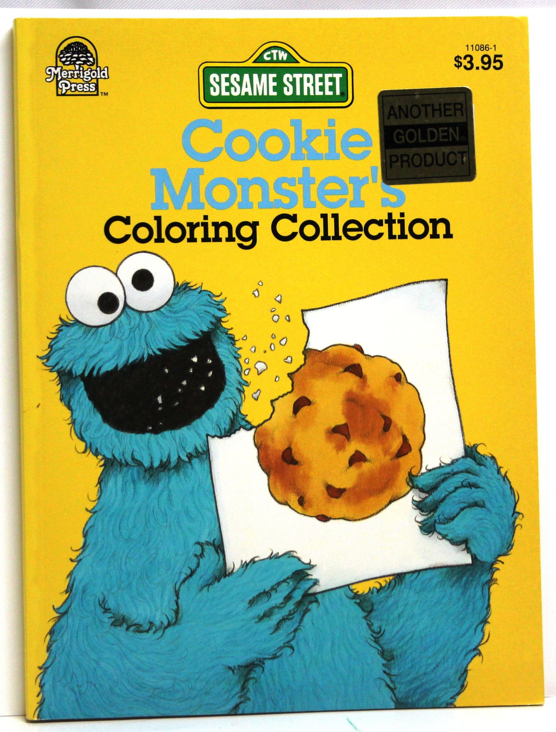 - Cookie Monster: Golden Books: 9780307910868: Amazon.com: Books