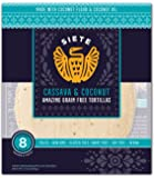 Siete Cassava & Coconut Amazing Grain Free Tortillas, 7 oz
