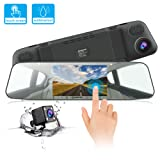 Amazon Price History for:Dash Cam JEEMAK 1080P IPS Touch Screen 170° Wide Angle Truck Rearview Dash Camera Vehicle Recorder, Car DVR with Parking Monitor WDR Loop Recording