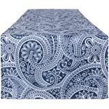 DII Blue Paisley, Azul (Paisley), 14x72, Seats 4 to 6 People, 1, 1