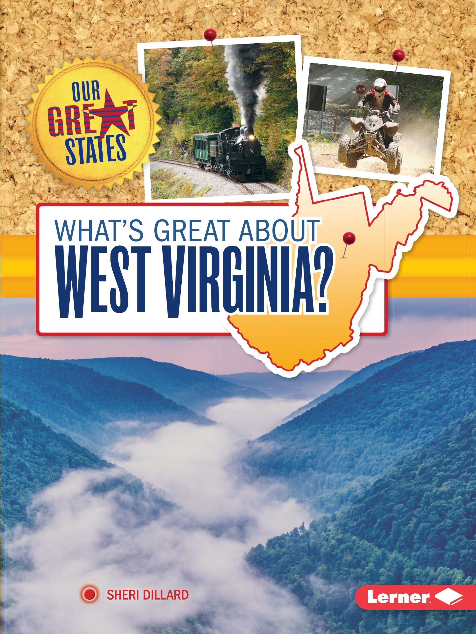 Download What's Great About West Virginia? (Our Great States) pdf epub