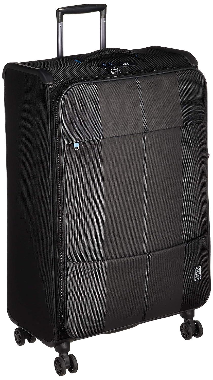 [サンコー] Finoxy-ZERO 大型ソフトキャリーケース 80L 72cm 3.1kg FNZR-72  ブラック B07L6KKNJF