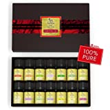 """One Week Sale Therapeutic Grade Aromatherapy Essential Oils - 14 Bottle Set by Naska - Premium Quality 