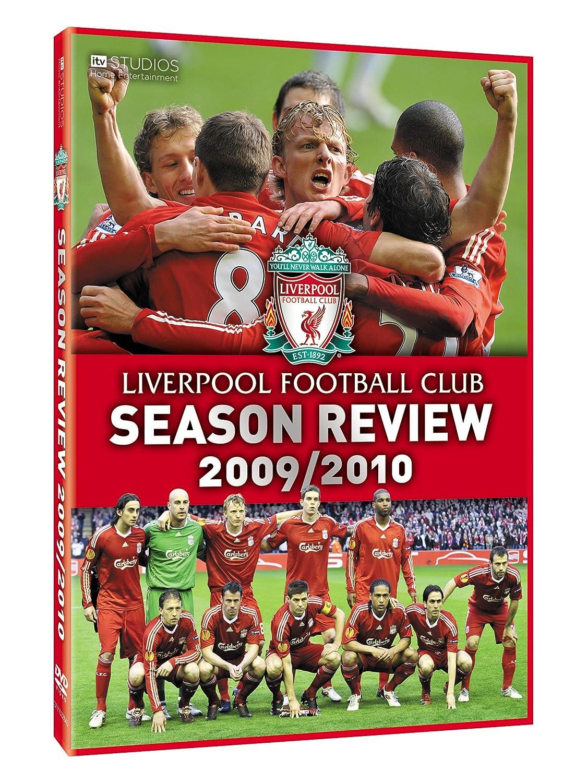 71a7a3bbff5 Liverpool FC Season Review 09 10  DVD   Amazon.co.uk  Jon Champion ...