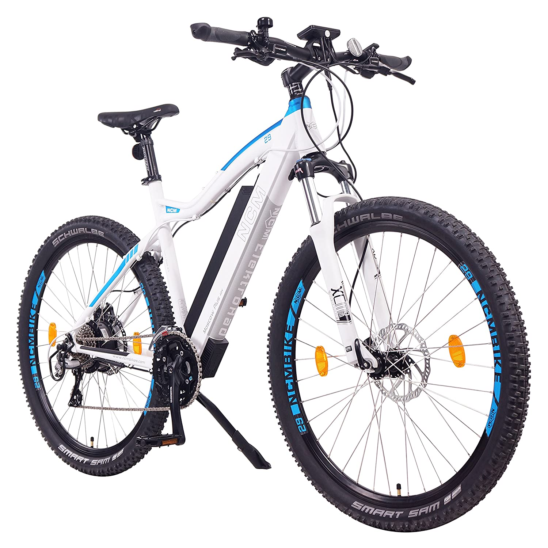 Bicicleta eléctrica NCM Moscow Plus