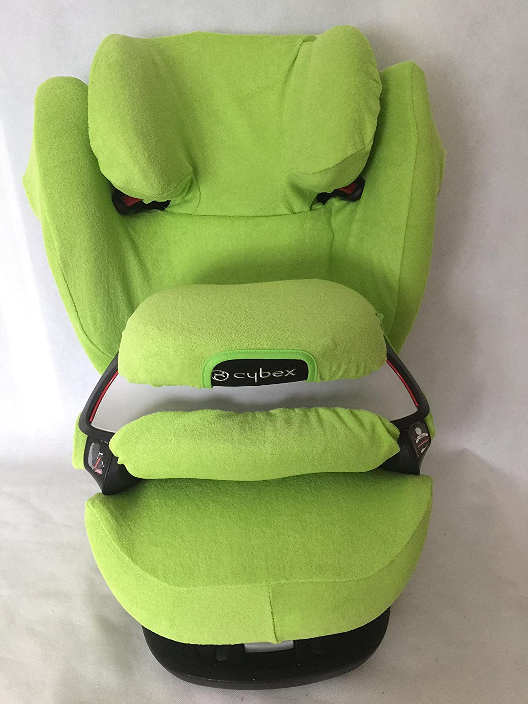 Sommerbezug Schonbezug Für Cybex Pallas M Und S M Und S Fix Frottee 100 Baumwolle Grün Baby