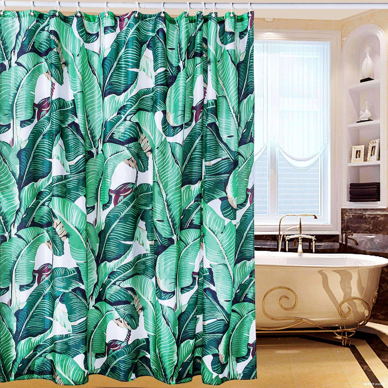 creative u0026 smart shower curtain u2013 100 highgrade polyester material amazing exotic