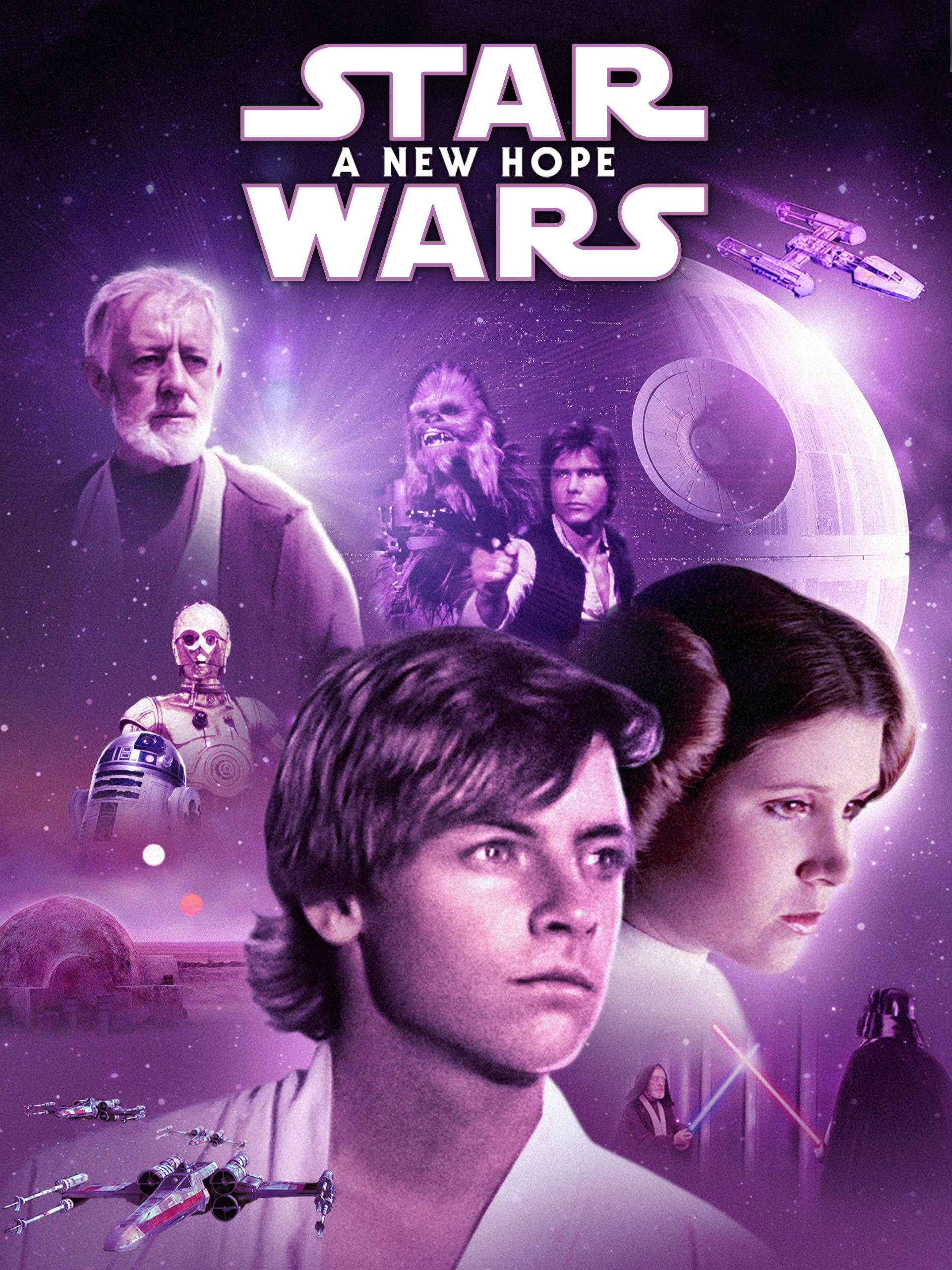 Amazon Com Watch Star Wars A New Hope Prime Video