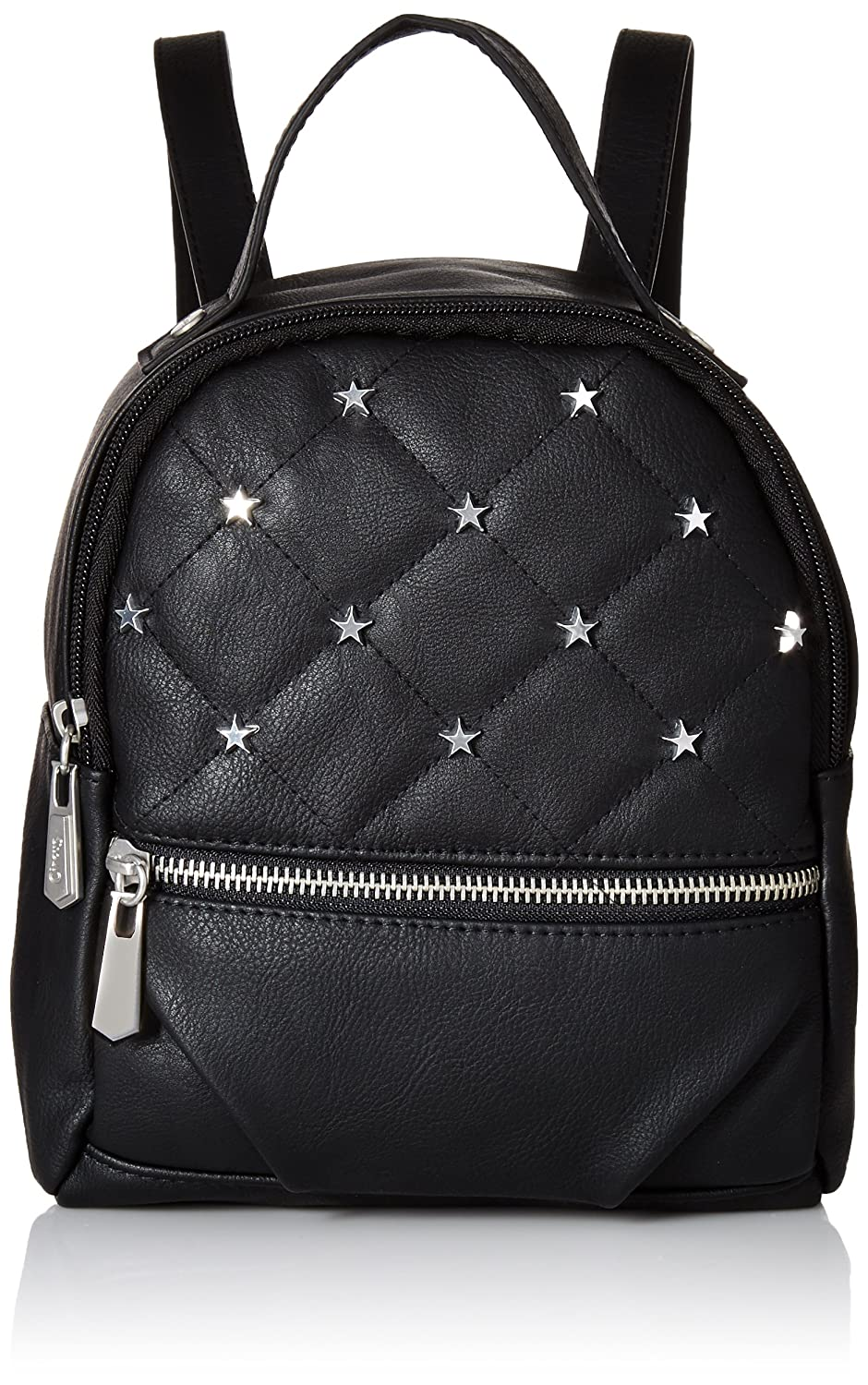 20161f7e450452 Amazon.com  Circus by Sam Edelman Jordyn Convertible Quilted Backpack with  Studded Stars  Clothing