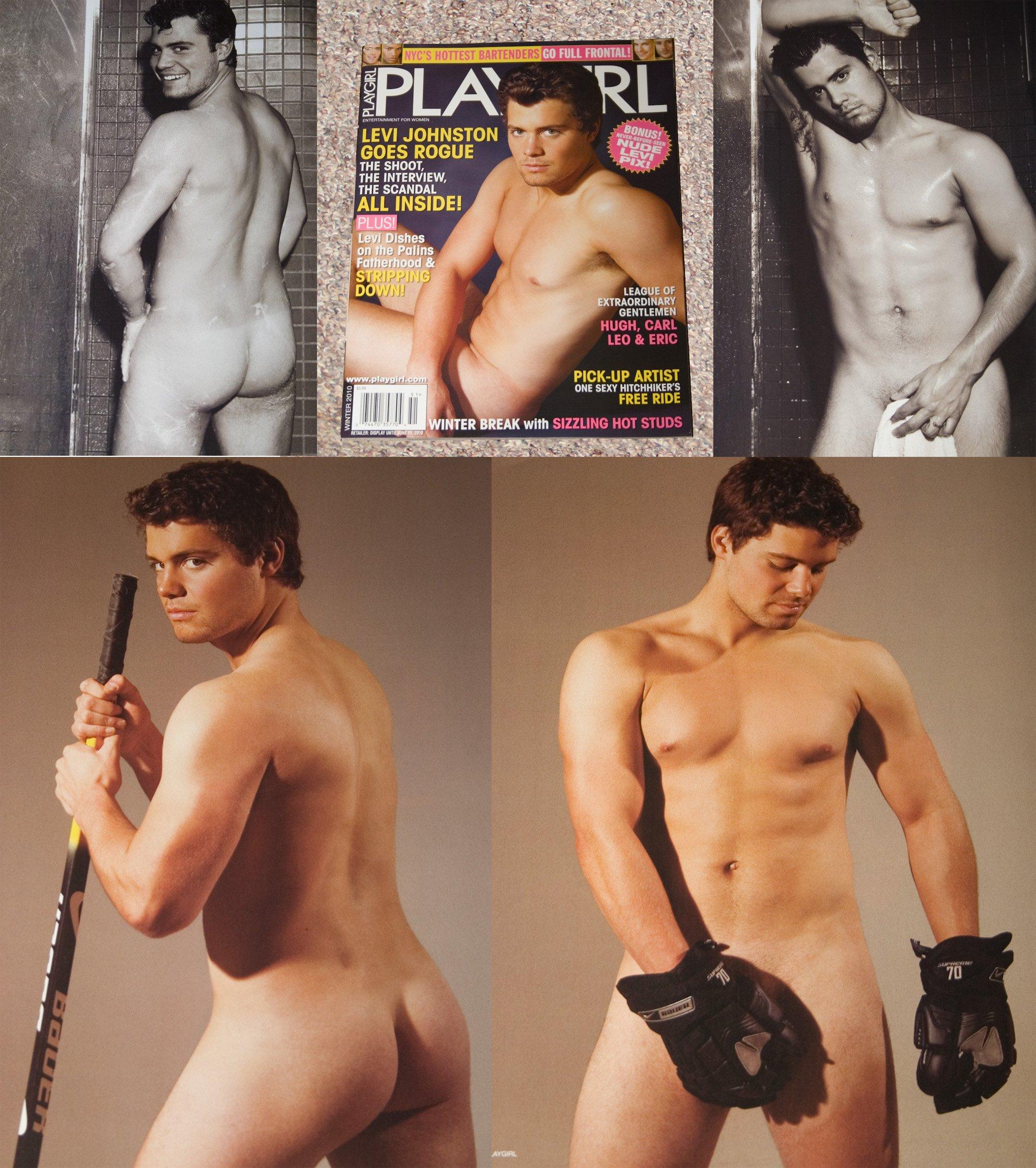 johnston Playgirl naked levi