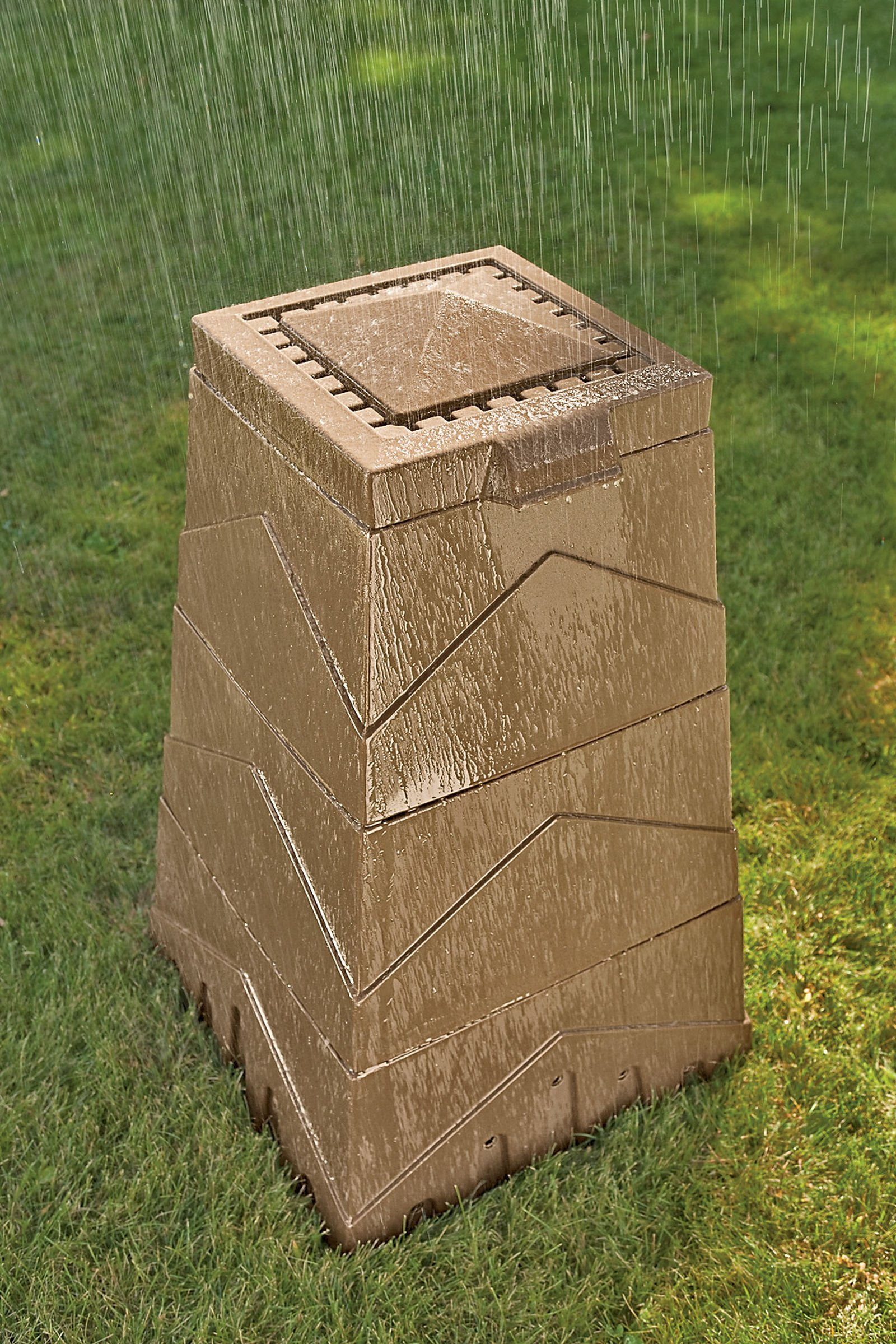Eco Stack8482; Composter by Forest City Models